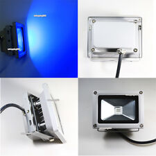 10W High Power Floodlight UV Light 365nm 375nm 385nm 395nm 400nm 12V 85-265V
