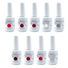 Harmony Gelish - Soak Off Gel Polish - Colors ( S - Z ) - 15ml / 0.5oz Each