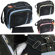 New Baby Diaper Bag 3 Colors Nappy Tote Messenger Changing Bag 10100 style