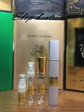 Clive Christian No 1 Men  Perfume 5 ml Spray DELUXE Size