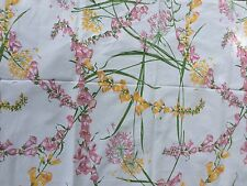 Relais Porthault by D.Porthault Paris Floral Tablecloth Rectangle & Square Shape