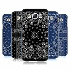 HEAD CASE DESIGNS CLASSIC PAISLEY BANDANA HARD BACK CASE FOR SAMSUNG GALAXY E5