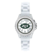 New York Jets FLASH Series Youth / Kids / Ladies Watch - WHITE