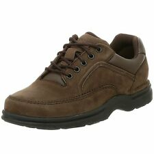 Men's Rockport Eureka - Chocolate Nubuck - SPECIAL BUY!