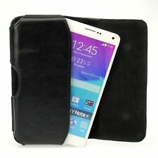 New PU Leather Case Flip Cover Pouch Bag Belt-Clip Holster for Cell Phone