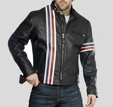 GORDANIA LIMITED EDITION PETER FONDA EASY RIDE LEATHER JACKET FOR MEN GD278