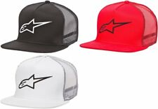 Alpinestars Mens Corp Snapback Adjustable Trucker Hat