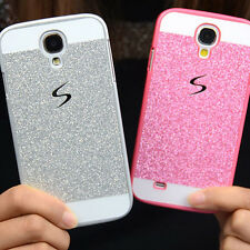 I3C Bling Glitter Hard Back Case Cover Skin for Samsung Galaxy S4,5 No