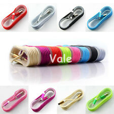1.5M/5FT Braided Micro USB 2.0 Data Sync Charger Charging Cable For Cell Phones
