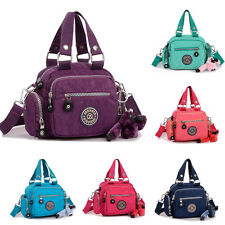 Waterproof Nylon Women UNISEX Handbag Shoulder Bag Diagonal Bag Messenger Bags