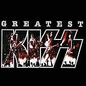 Greatest Kiss by Kiss (Best Of Greatest Hits GENE SIMMONS ACE FREHLEY New Sealed