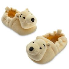 WINNIE the POOH~Slippers~Bear~PLUSH~Costume~Baby~Infant~0-24M~Disney Store~2015