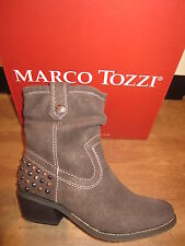 Marco Tozzi Boots, brown, light Fed. RV NEW