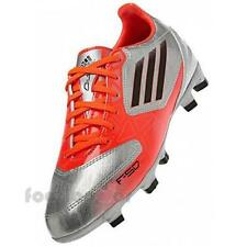 Shoes Adidas Soccer F10 Trx FG V21312 Fashion Man Orange Silver Black
