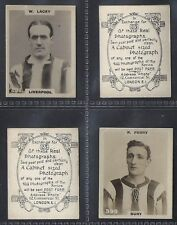 PINNACE FOOTBALL - BLACK OVAL BACK (NUMBERS 0201-0250) PLEASE SELECT YOUR CARD.