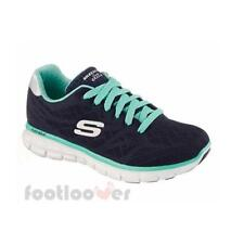 Shoes Skechers Moonlight Madness 12099 NVAQ Navy Aqua Women's Memory Foam