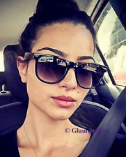 HOT Large Classic Square Glossy Trendy Hipster Fashion Glasses Sunglasses 866 IT