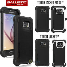 For Samsung Galaxy S6 S VI New Ballistic Tough Jacket Maxx SG Series Case Cover