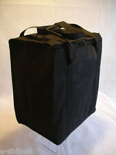 TAKE AWAY DELIVERY BAGS INSULATED FOIL TAKEAWAY BAG PIZZAS KEBABS WARM HOT T3