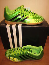 "adidas Trainers ""Predito LZ IN J"" green new"
