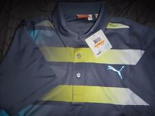 PUMA GOLF CELL RICKIE FOWLER POLO COOL CELL SHIRT SIZE S MENS NWT $75.00