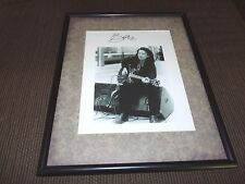 BONO U2 Sexy Signed Autographed 16X20 Framed Photo Display PSA Certified