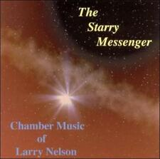THE STARRY MESSENGER: CHAMBER MUSIC OF LARRY NELSON NEW CD