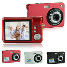 2.7 inch TFT LCD 4X 16MP DiGITAL zoom Digital Cameras SD up to 32GB VGA AVI 2015