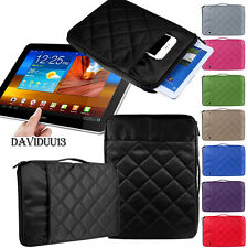 """New Universal Carry Bag Sleeve Case For Various Samsung Galaxy 9"""" 10.1"""" tablets"""