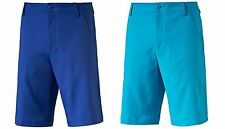 PUMA Golf Rickie Fowler Mens Tech Golf Shorts pic size & color NWT Blue