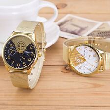 Women Watch Ladies Crystal Gold Mesh Band Wrist Watch Casual Watch Wristwatches