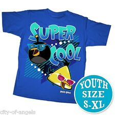 Angry Birds Ice Cold Youth Kids T Shirt