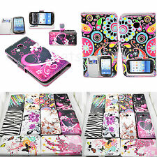 Stand Wallet Design Flip PU Leather Phone Case For Samsung Galaxy S3 S III i9300