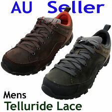 MERRELL TELLURIDE LACE MENS CASUAL SHOES Brown / Grey US 7~10