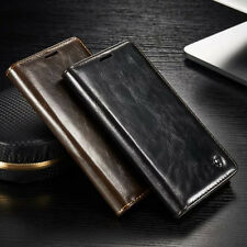 New Luxury Leather Magnetic Flip Card Wallet Case Cover Pouch For Sony Xperia Z5