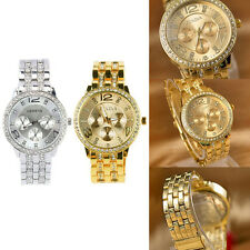 Crystal Luxury Lady Watch Fashion Women Exquisite Quartz Rhinestone Wrist Watch