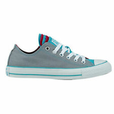 Converse All Star CT Multi Tongue OX Dolphin/Peac Womens Trainers 547220C WH