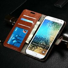 Luxury Leather Flip Card Wallet Stand Case Cover Pouch For Samsung Galaxy J5/J7