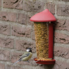 CJ Wildlife Delta Bird Feeder with Mealworms
