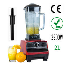 3HP High Performance Commercial Fruit Smoothie Ice Blender Juice Mixer Juicer