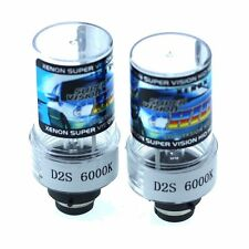 D2S/D2C 35W Xentec HID Xenon Light Headlight Car Light Bulbs Lamp 6000K 8000K