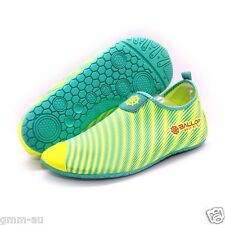 Ballop Skin Fit Shoes Aqua Water Out & indoor Yoga Shoes Ray Green for Man Woman