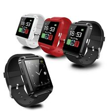 U8 Bluetooth Smart Wrist Watch Phone Mate For Android IOS Samsung HTC iPhone