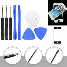 LCD Front Screen Glass Lens Replacement for iPhone 5 5S Repair+ Sticker/Tools AU