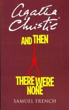 And Then There Were None by Agatha Christie 9780573702310 (Paperback, 2014)