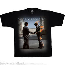 PINK FLOYD WISH YOU WERE HERE ALBUM COVER T-SHIRT SIZE SMALL MEDIUM LARGE XL 2XL