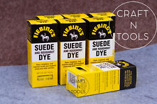 Fiebing's Suede Dye (21 colors) 4oz/118ml. fiebing restore roughout suede shoes