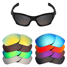 MRY POLARIZED Replacement Lenses for-Oakley Pit Bull Sunglasses  - Option Colors