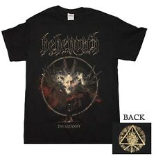 Behemoth The Satanist Cover Art T-Shirt Black Men's T-Shirt Kings Road Merch