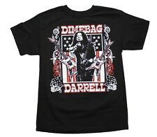 Dimebag Darrell Guitars Flag T-Shirt Black Bravado Entertainment